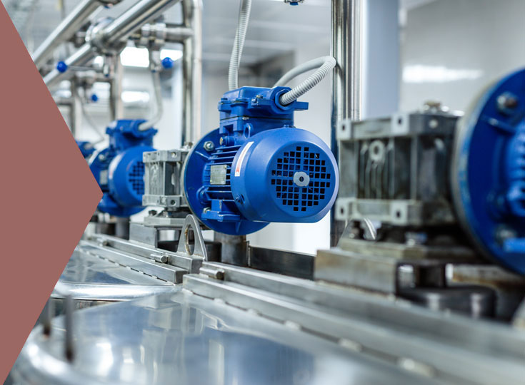 Lenze GST Helical Geared Motors from Transdrive Engineering